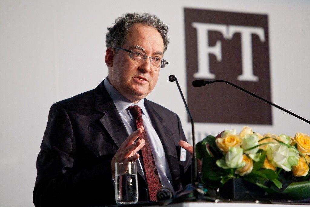 Gideon Rachmann, Financial Times Chefkommentator für auswärtige Angelegenheiten. (c) Flickr 2013.