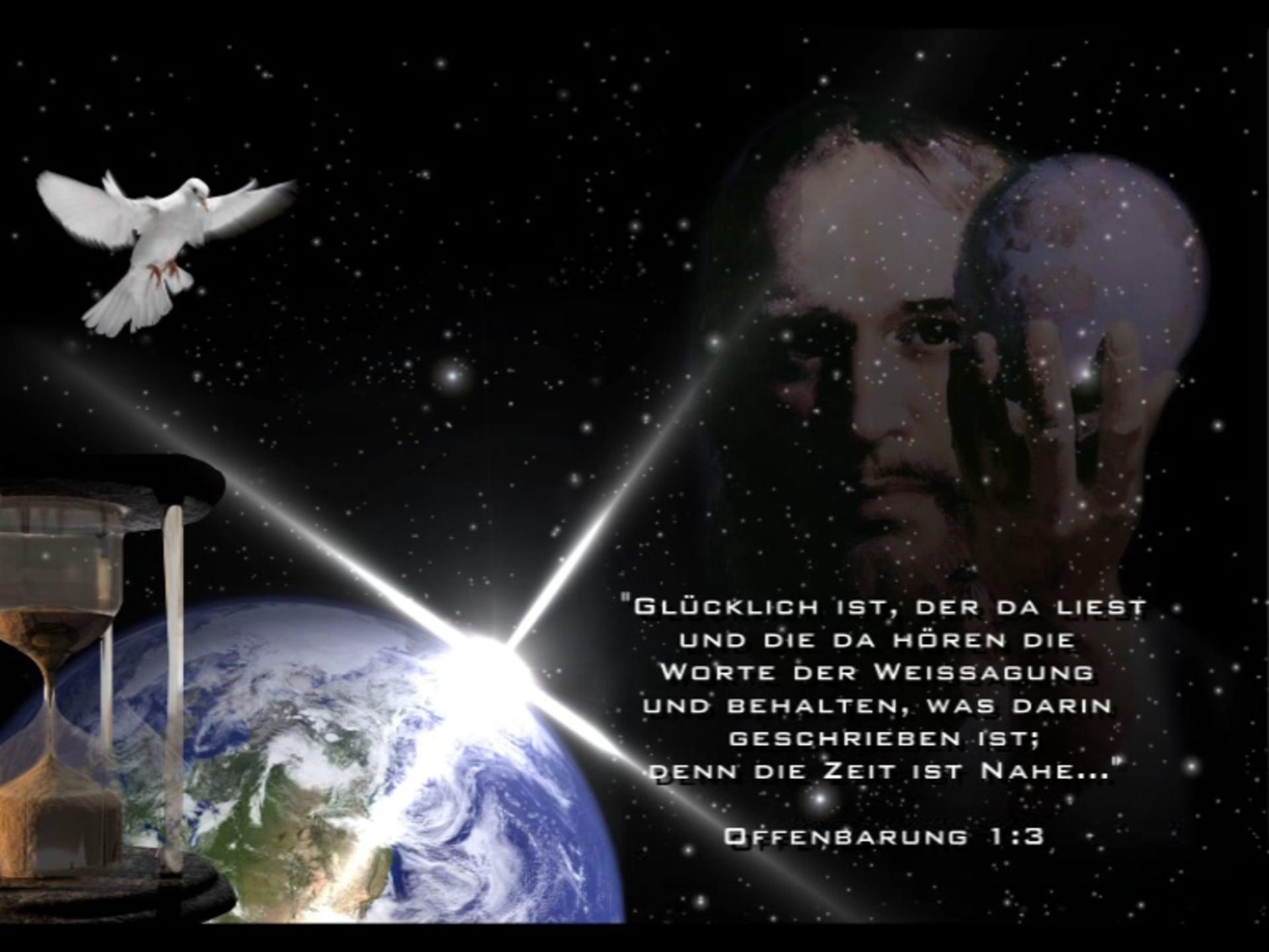 Erweckung ist (noch) möglich. Der Heilige Geist & die unvergebbare Sünde.