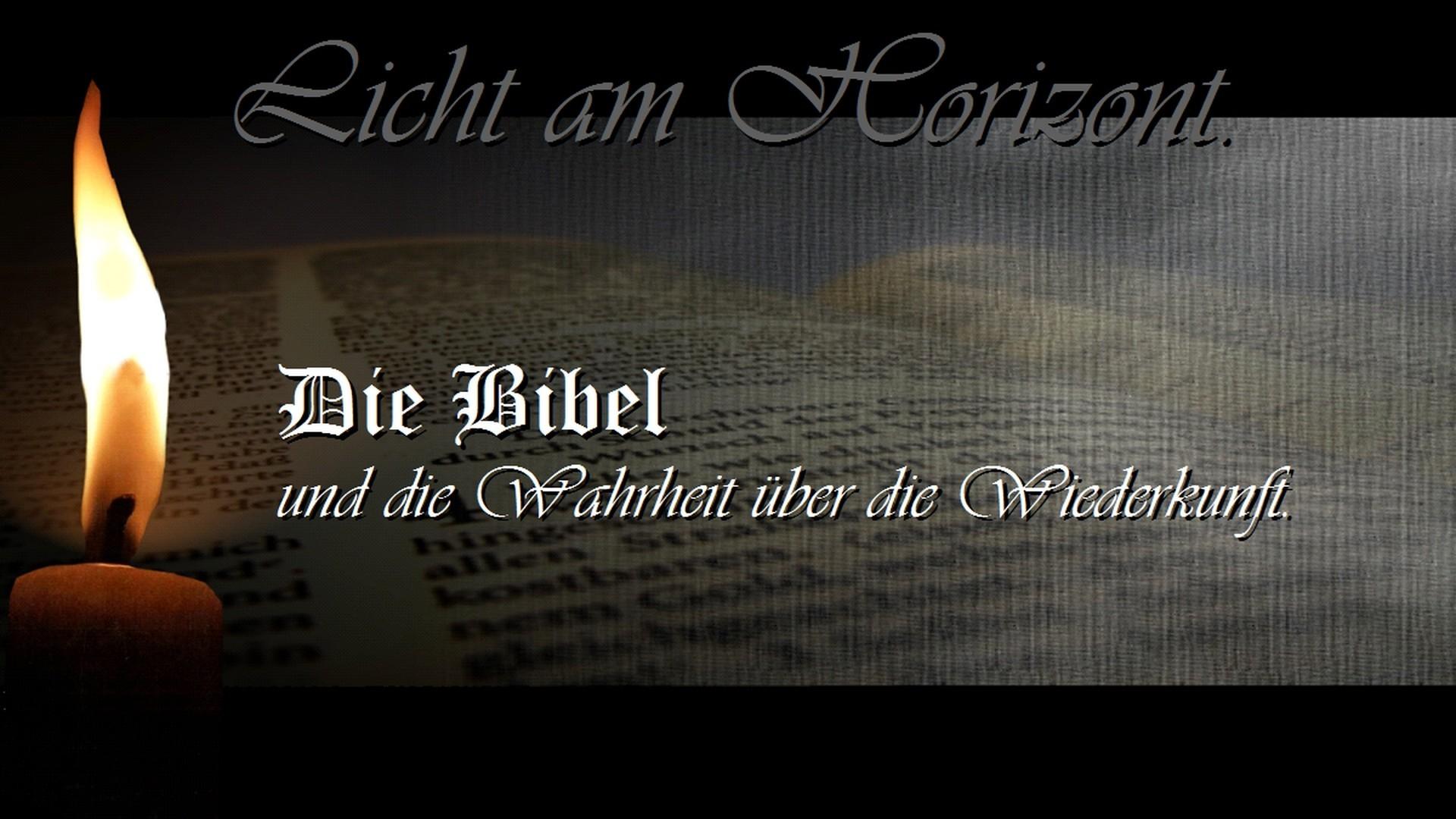 Jesus kommt bald! Die Bibel und die Wahrheit über Jesu Wiederkunft. (REF 3)
