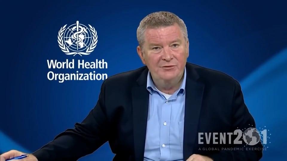 EVENT 201 - Bill Gates the World Economic Forum and the Coronavirus Outbreak Simulation (Cut)