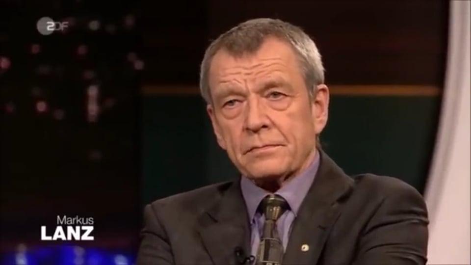Prof. Dr. Klaus Püschel über die Corona-Sterblichkeit (Markus Lanz - Ausschnitt 09.04.2020)