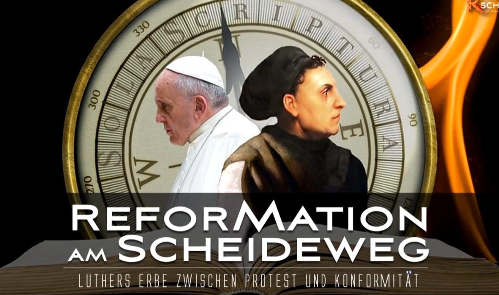 Reformation am Scheideweg. Luthers Erbe zwischen Protest und Konformität (RASCH 1)