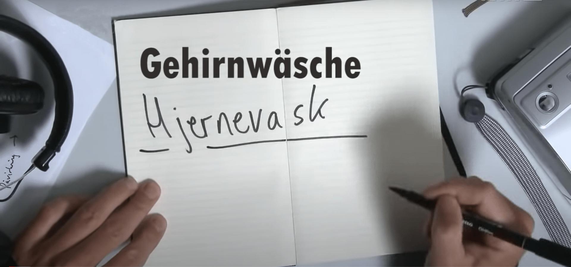 Harald Eia – Gehirngewaschen. Das Gleichstellungsparadox.