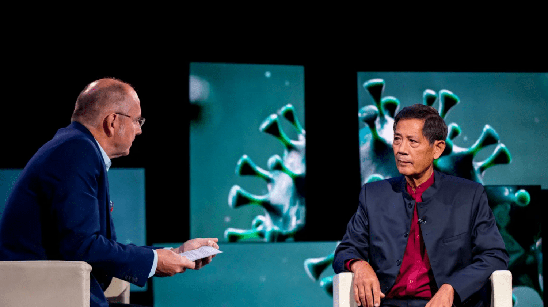 Corona-Fehlalarm? Talk Spezial mit Prof. Dr. Sucharit Bhakdi.