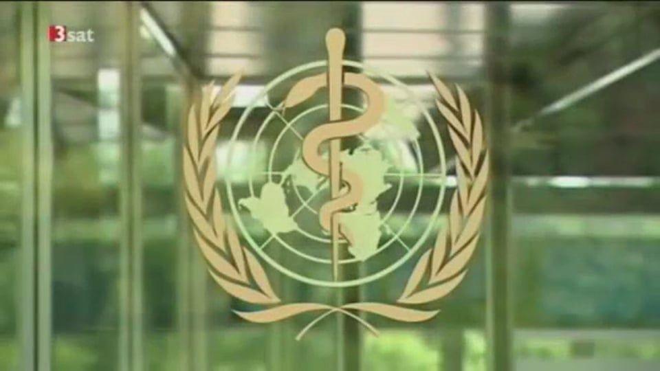 Lobbyismus und Panikmache durch die WHO