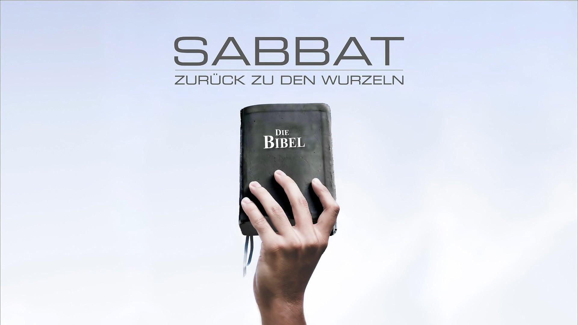 GEHORCHE! Von der Entscheidung für den wahren Sabbat. (SABBAT 3)